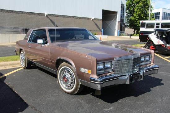 1984 Cadillac Coupe