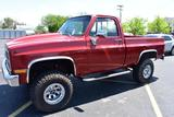 1983 Chevrolet C10 Shortbed Pickup