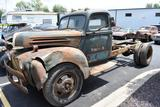 1946 Ford Cab & Chassis