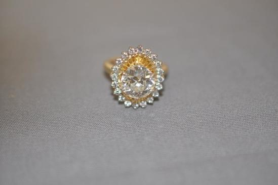 2.83 ct Diamond Ring