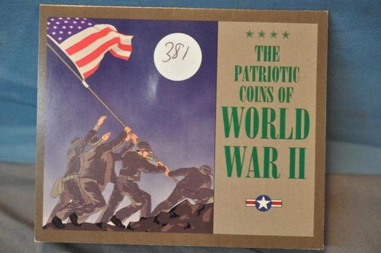 COINS OF WORLD WAR II