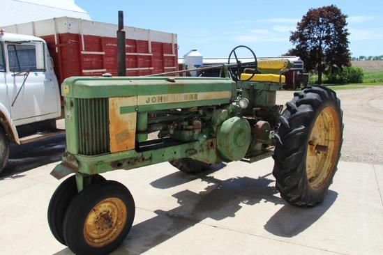 John Deere 520 gas tractor