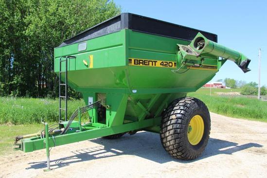 Brent 420 Grain cart
