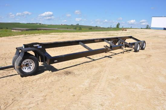 M.D. Products Stud King 32' head trailer