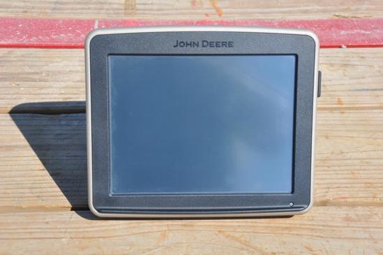 2011 John Deere 2630 GS3 display