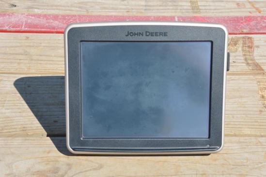 John Deere 2630 GS3 display