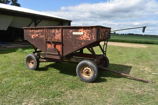 Parker 175 gravity wagon on JD running gear