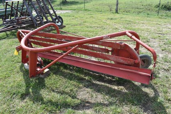 Ford 14-72 3-pt hay rake