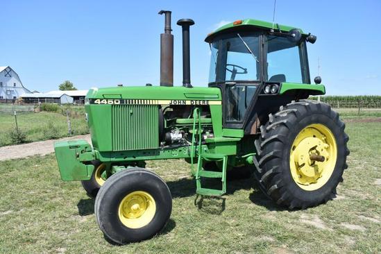 1985 John Deere 4450 2wd tractor