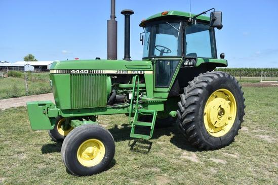 1979 John Deere 4440 2wd tractor