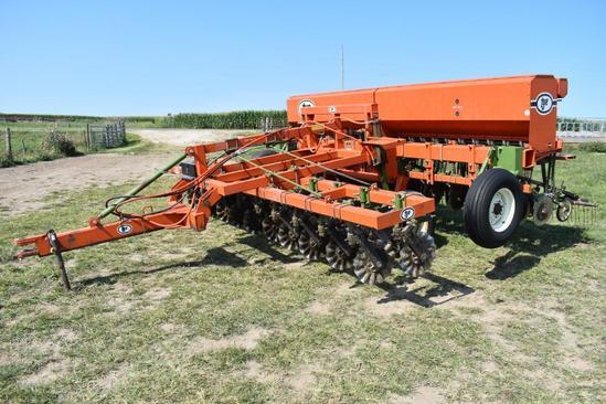 Tye 15' grain drill