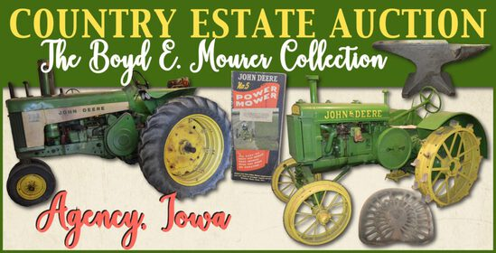 Country Estate Auction