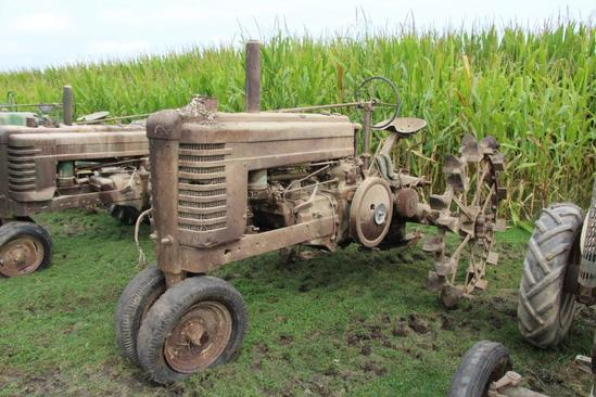 John Deere Styled A tractor