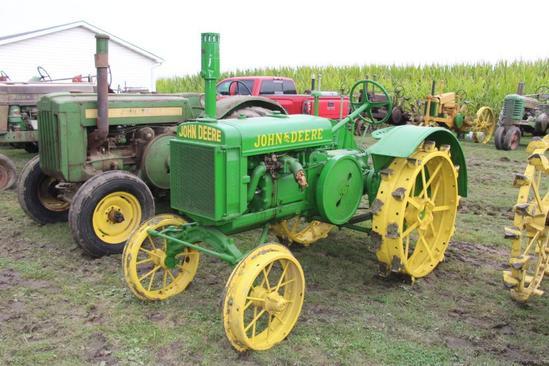 1930 John Deere GP tractor