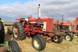 1967 Farmall 806 diesel tractor