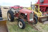 Ford 601 Workmaster tractor