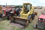New Holland L445 skid steer loader