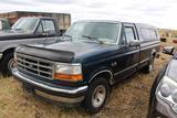 1994 Ford F150 2wd regular cab pickup