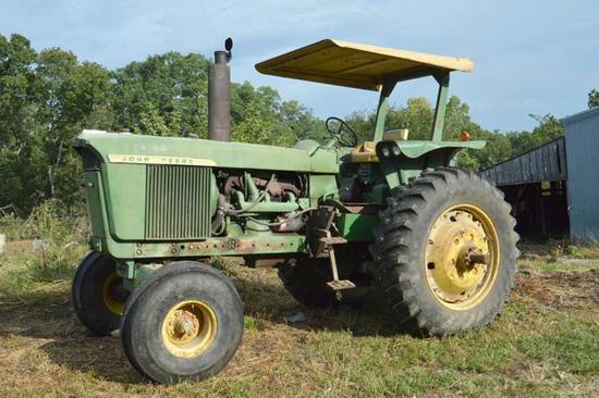 1969 John Deere 4520 2wd Diesel tractor