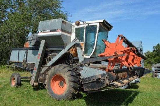 Gleaner M2 diesel 2wd combine