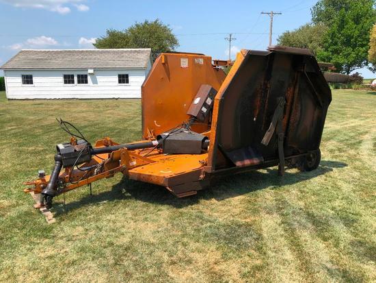 2000 Woods 3180 15' batwing mower