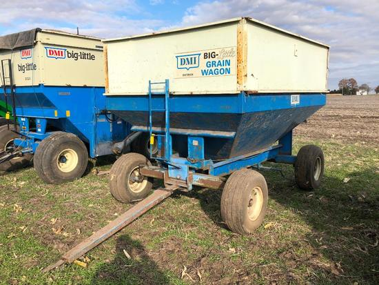 DMI Big-Little L312 gravity wagon