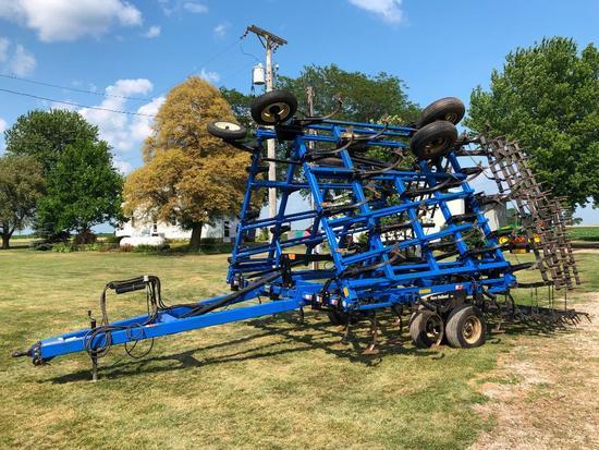 DMI New Holland ST250 32' field cultivator
