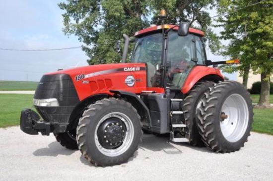2013 Case IH 180 Magnum MFWD tractor