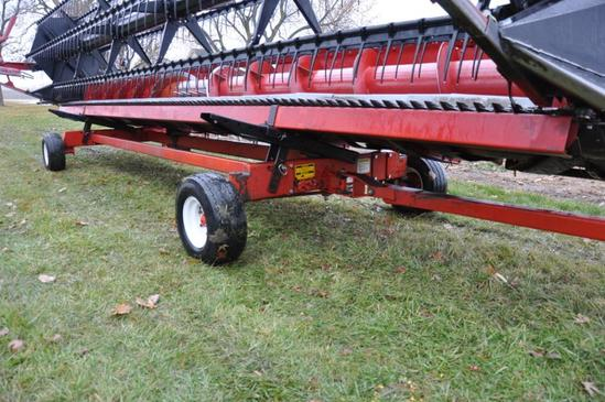 Unverferth HT25 25' head trailer