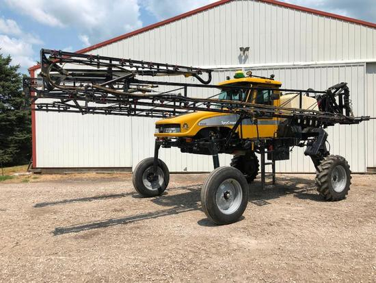 2013 Spra-Coupe 4660 self-propelled sprayer