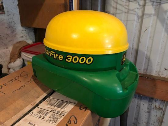 John Deere StarFire 3000 receiver
