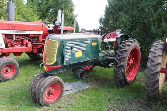 1941 Oliver Row Crop 70 gas tractor