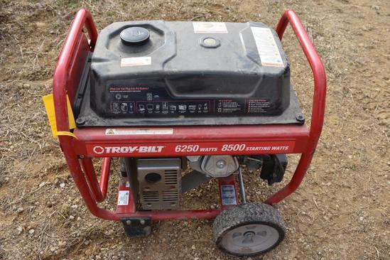 Troy-Built 6250 generator