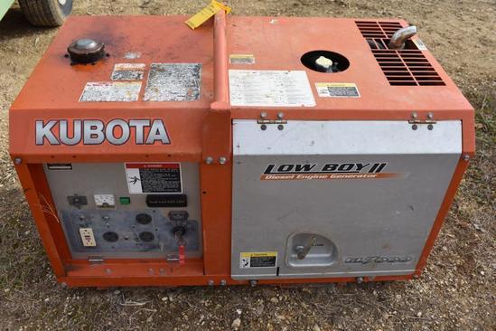 Kubota GL7000 generator