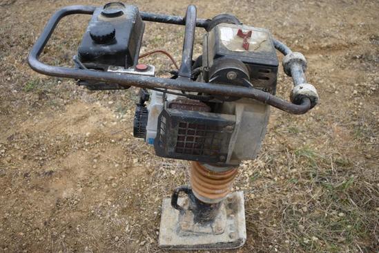 Bomag BT50 compactor