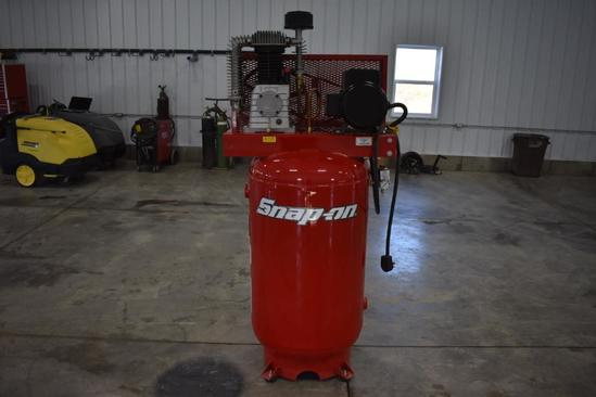 Snap-On BRA818V 80-gallon air compressor
