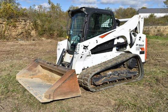 2017 Bobcat T770 compact track loader