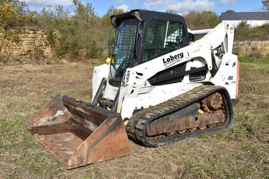 2012 Bobcat T770 compact track loader