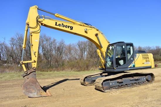 2015 Kobelco SK260LC-10 excavator