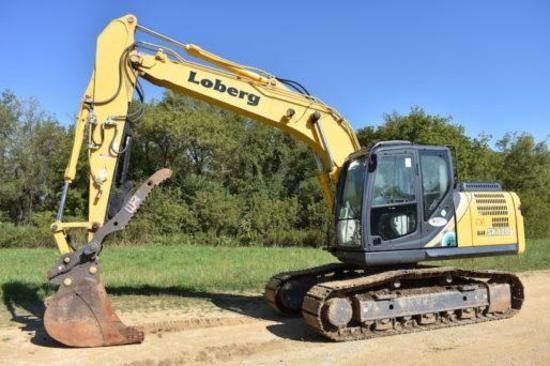 2017 Kobelco SK170LC-10 excavator