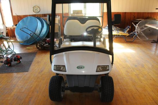 Zone - E Electric golf cart