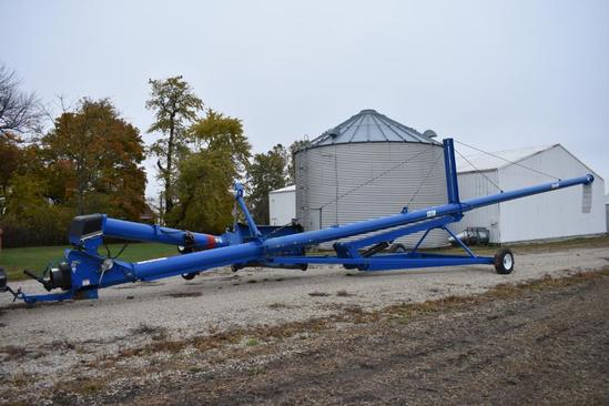 "2013 Brandt 1370 13"" x 70' swing away auger"