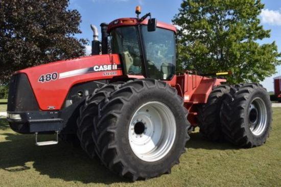 2007 Case IH Steiger 480 4wd tractor