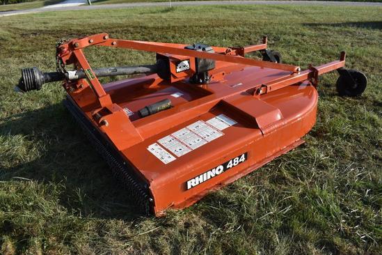 Rhino 484 7' 3-pt. rotary cutter