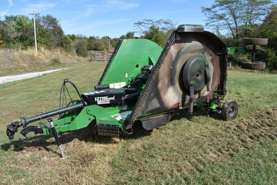 Bush Hog 12715 Legend 15' batwing mower