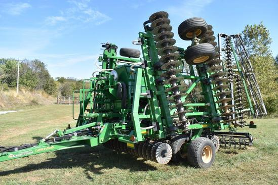 2017 Great Plains 3000TM 30' Turbo-Max vertical tillage tool