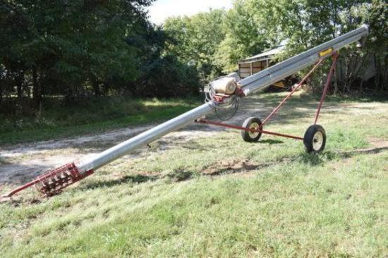"""Mayrath 8"""" x 36' truck auger"""