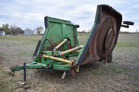 John Deere 2018 batwing mower
