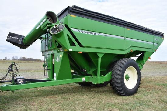 Unverferth 1315 XTREME grain cart