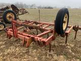 11-shank chisel plow